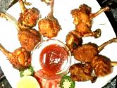 Indian Chicken Lollipop